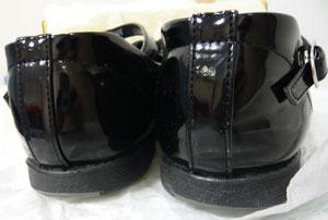 正装用子供靴