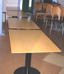 出店エリア「テーブル」